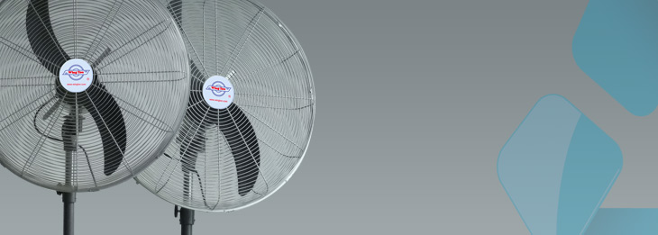 Eastern Electric Fan Equipment Products Oscilliating Fans